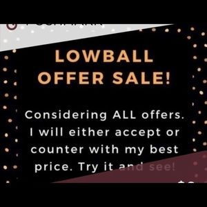 Tops - Lowball me!! Moving sale!!